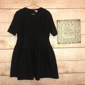 Gap women's 12P mini black career dress NWT